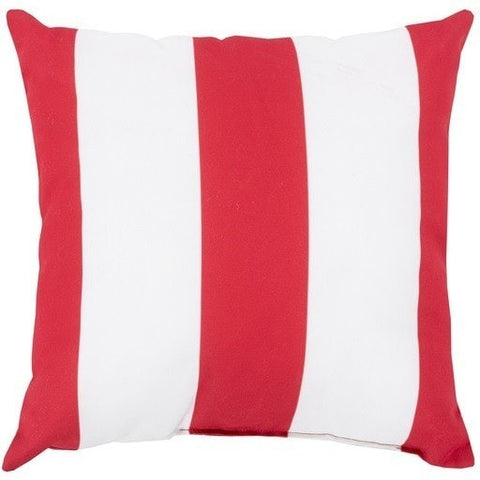 red-and-white-rugby-stripe-modern-outdoor-pillows