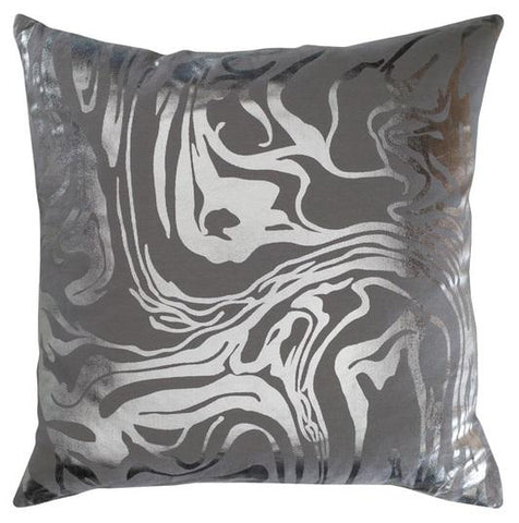 metallic-silver-accent-pillow