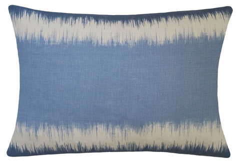 ikat-blue-decorative-pillow-for-sofa