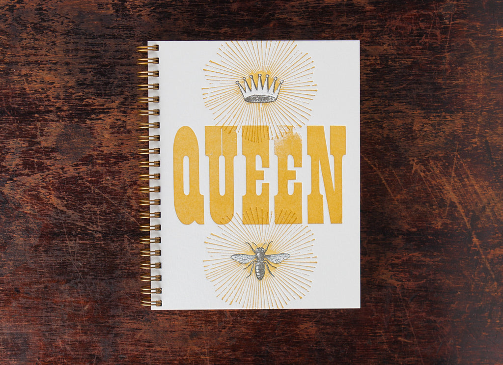 Note Book: Queen