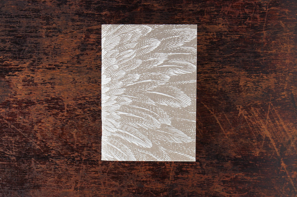 Pocket Book: Hawk Feathers