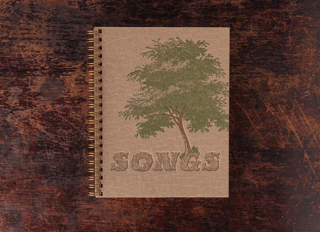 Note Book: Songs