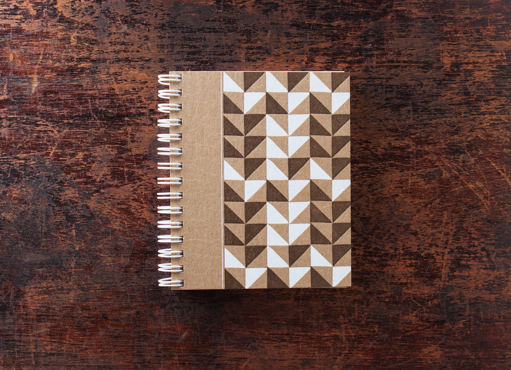 Mini Sketch Book: Mini Triangles