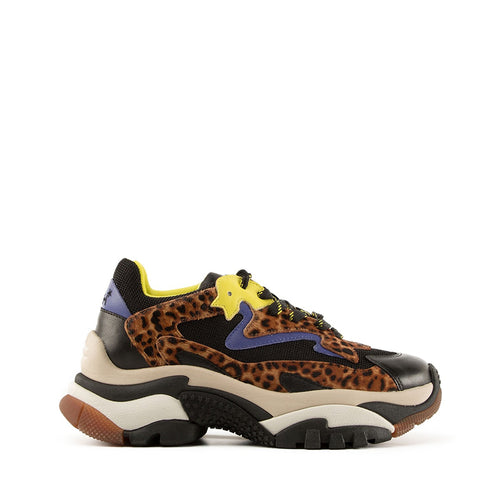 RINEO ASH addict leopard yellow 01