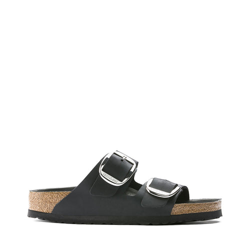 RINEO BIRKENSTOCK ARIZONA BIG BUCKLE BLACK 1011075 01