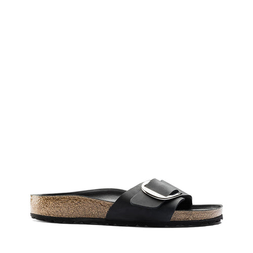 RINEO BIRKENSTOCK MADRID BIG BUCKLE BLACK 1006523 01