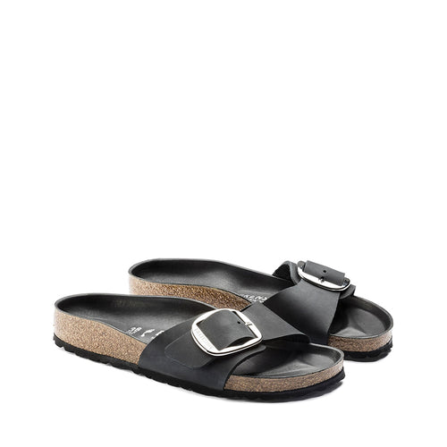 RINEO BIRKENSTOCK MADRID BIG BUCKLE BLACK 1006523 02