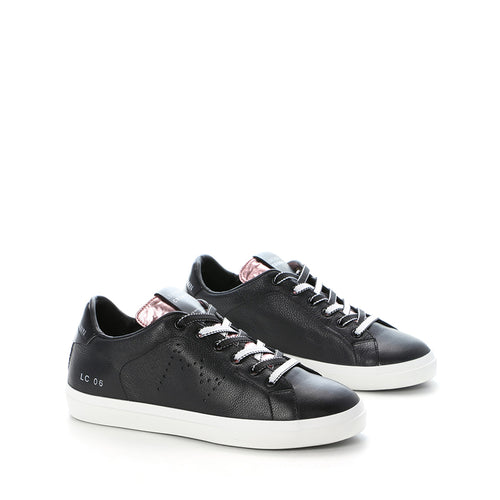 LEATHER CROWN SNEAKERS WLC06-412