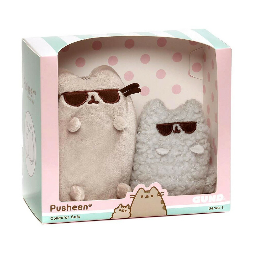 PUSHEEN - SUNGLASS COLAB SET OF 2 8