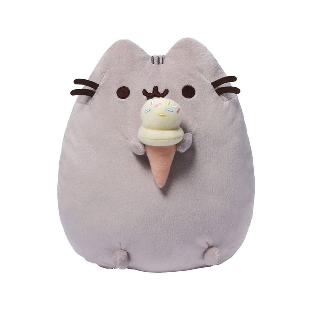 PUSHEEN - ICE CREAM CONE 9.5
