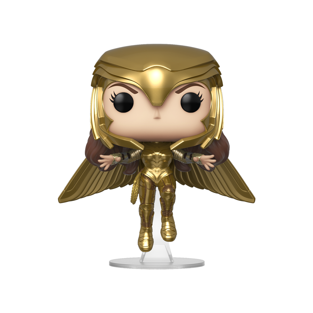 POP! WONDER WOMAN 324