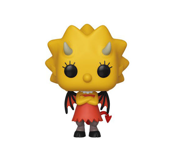 POP! DEMON LISA