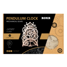 Load image into Gallery viewer, Pendulum Clock