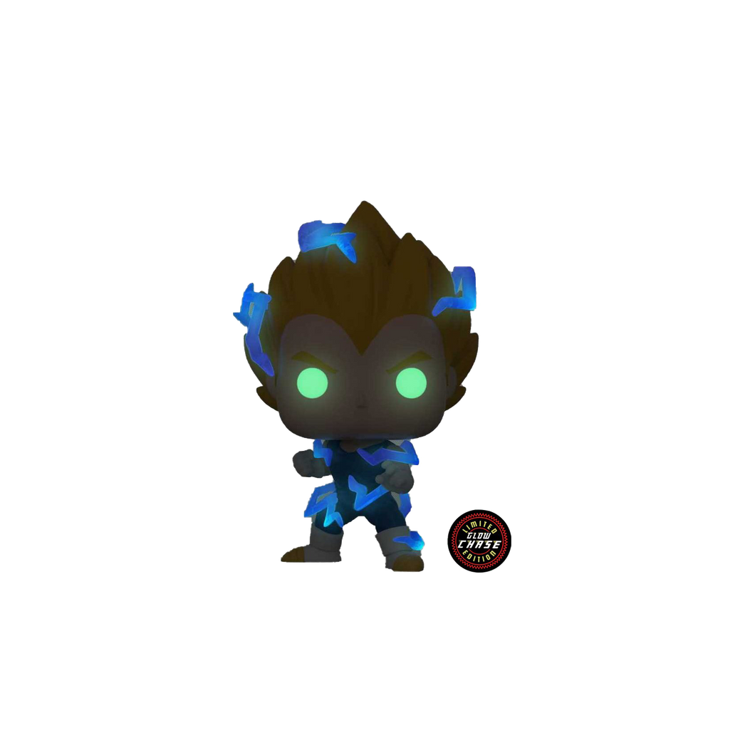 POP! Super Saiyan 2 Vegeta Glow In The Dark Chase