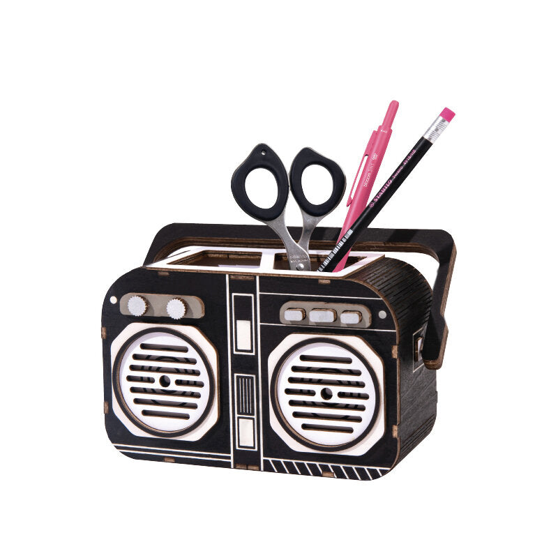 Music Time Pen Holder