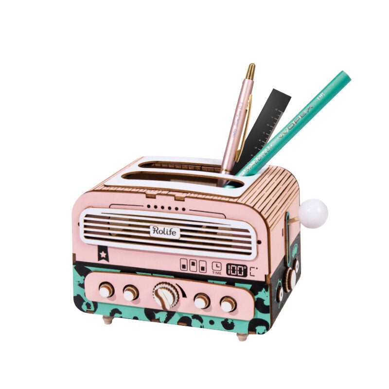 Toaster Pen Holder