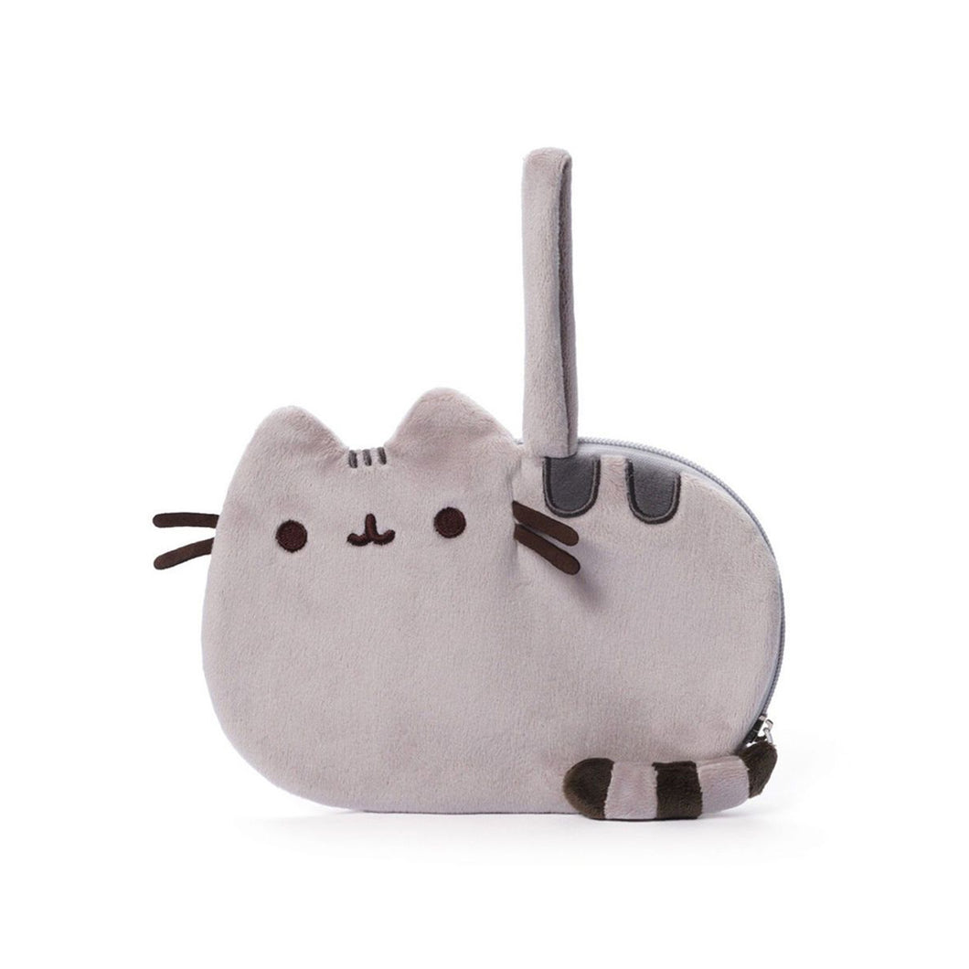 PUSHEEN - WRIST PURSE GREY 8