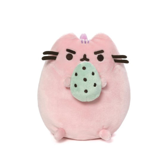 PUSHEEN - STANDING WITH EGG COTTON CANDY 6