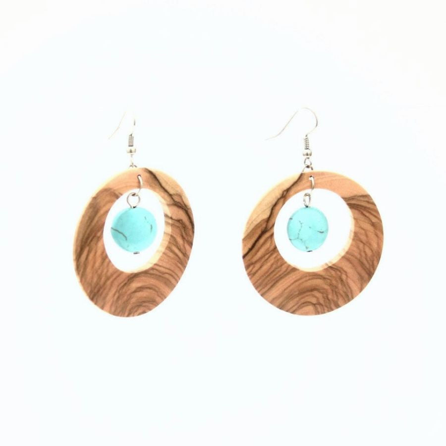 Free Spirit Hoop Earrings