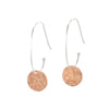Interchangeable Disc Earrings
