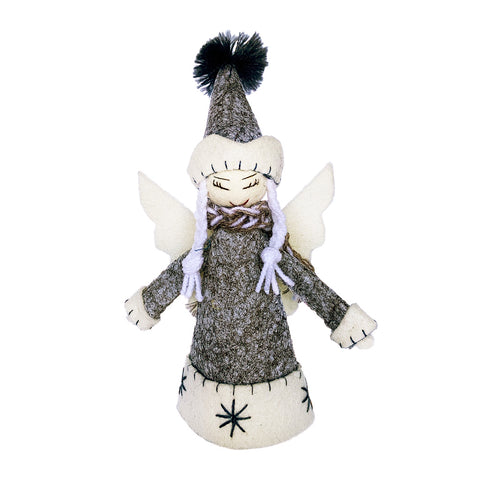 Standing Angel Figurine