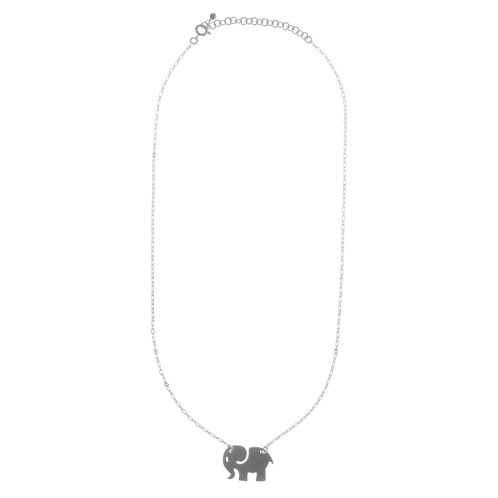 Ella Silver Necklace