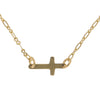 Redemption Brass Necklace