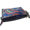 Shooting Star Blue Grab-N-Go Small Purse
