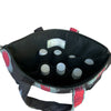 Essential Oils Carry Bag - Black and Red