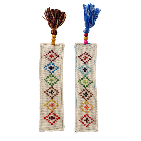 Central Asian Bookmark