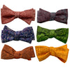 Silk Bow Tie - Green