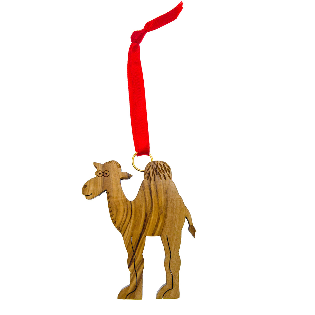 Standing Camel Ornament