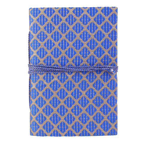 Blue Diamonds Sari Journal