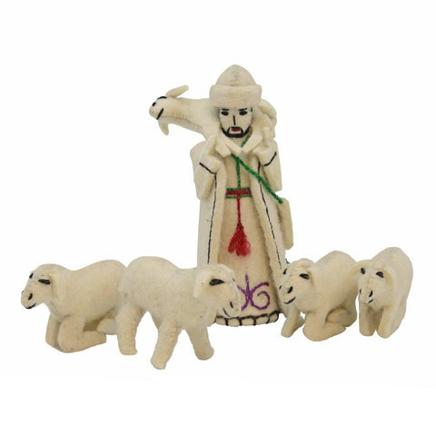 Shepherd Figurine Set