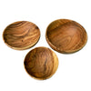 Olive Wood Medium Dipping Bowl