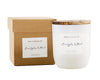 Medium Riau Candle - Eucalyptus & Mint