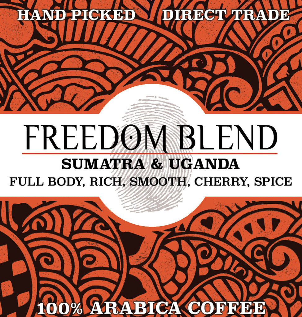 Freedom Blend Sample
