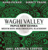 Waghi Valley Whole Bean