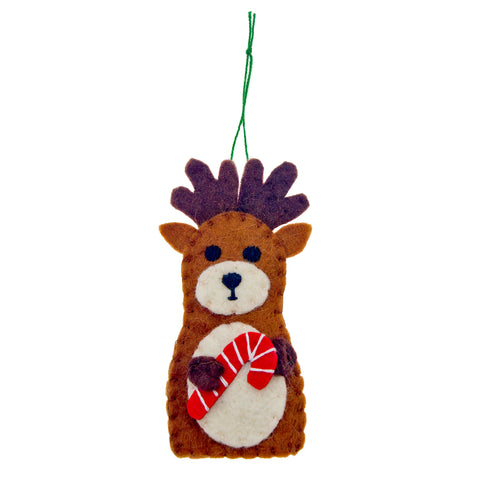 Forest Friends Deer Ornament