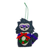 Forest Friends Raccoon Ornament