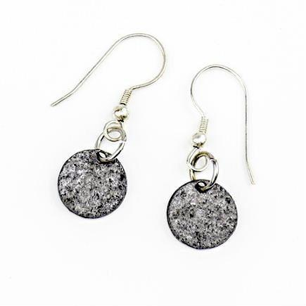 Small Changes Earrings - Silver