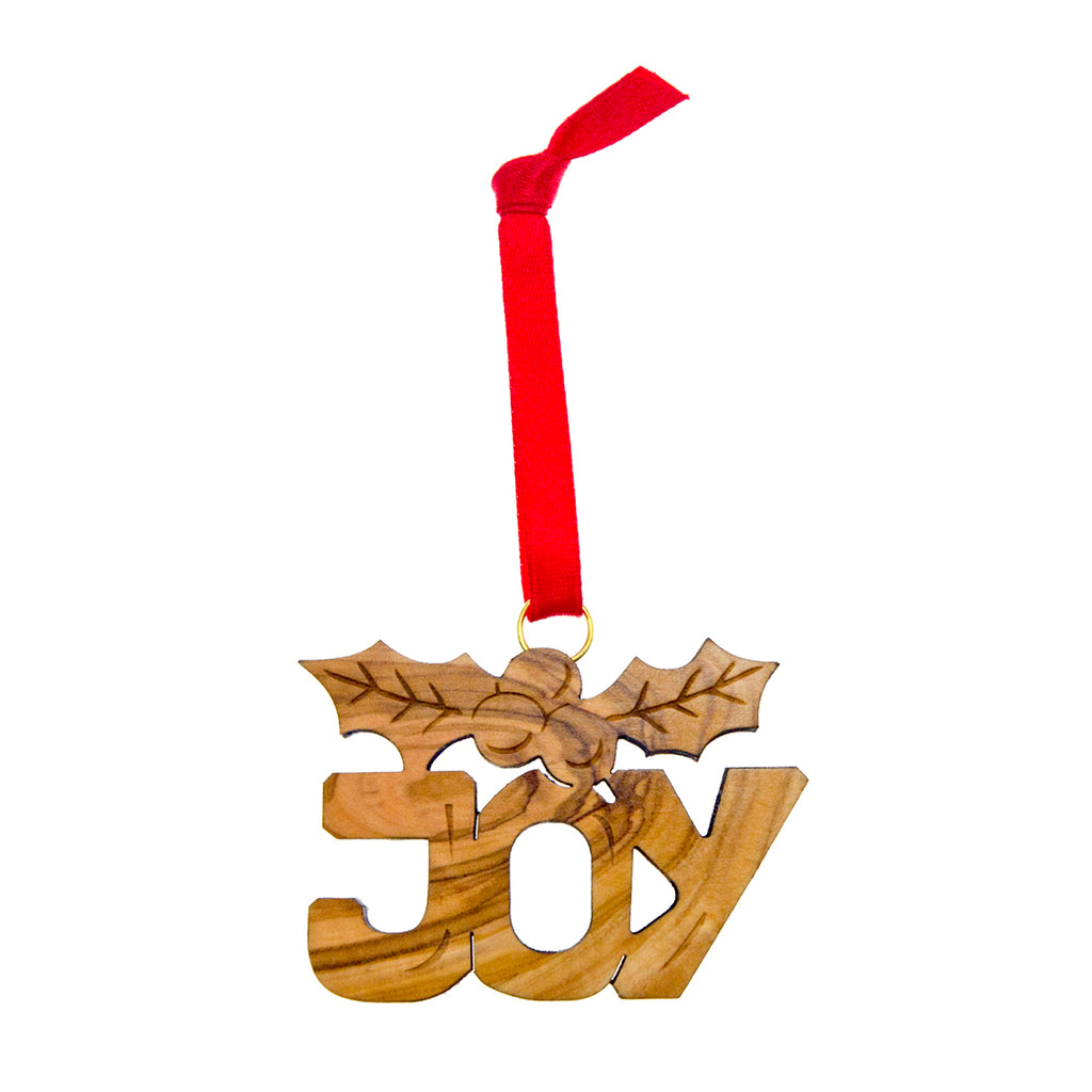 Joy Ornament