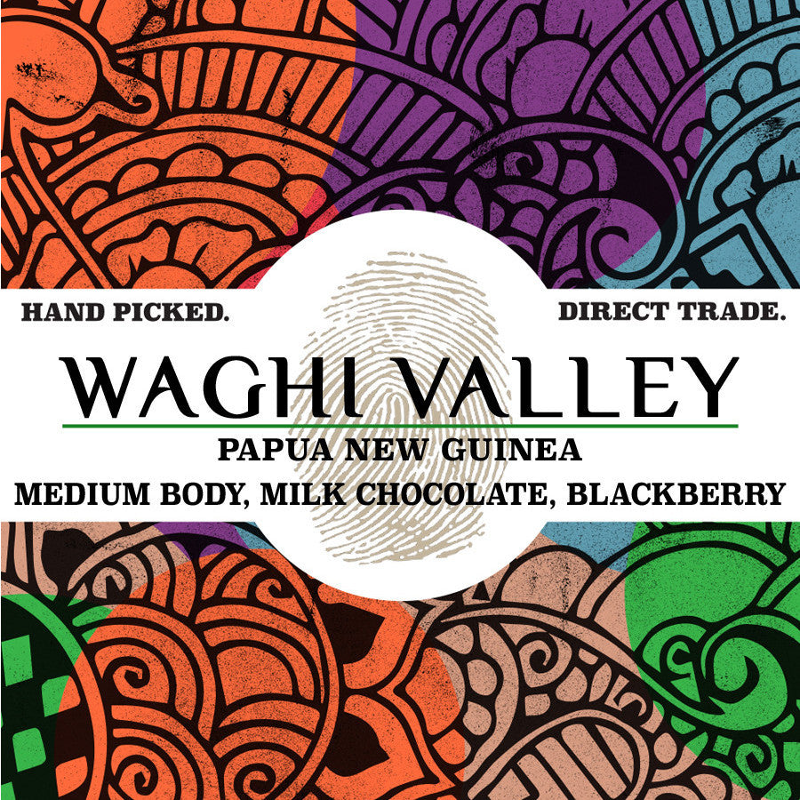 Waghi Valley - 5 lb Bag