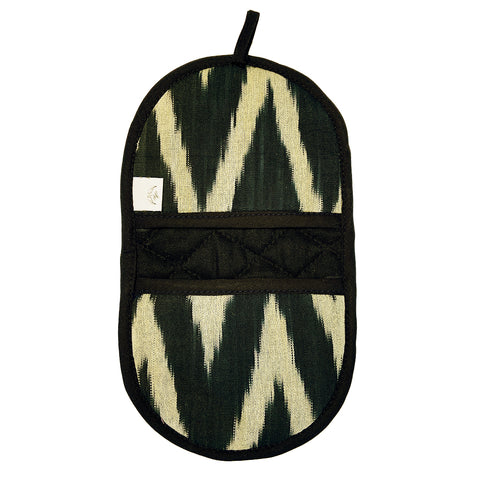 Adras Pot Holder in Black