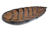 Leaf Plate in Brown