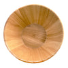 Rubber Tree Wood Bowl 10""