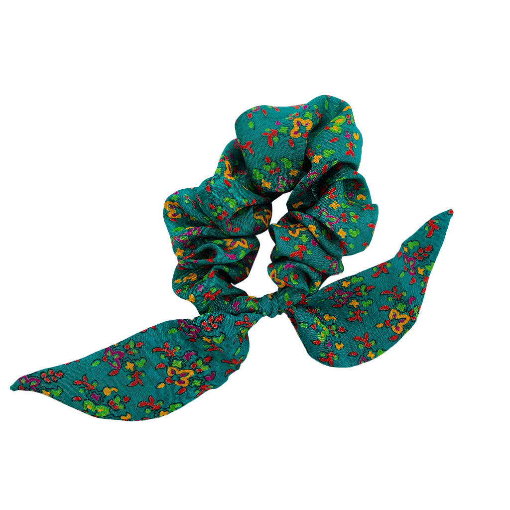 Short Ribbon Scrunchie - Sundara