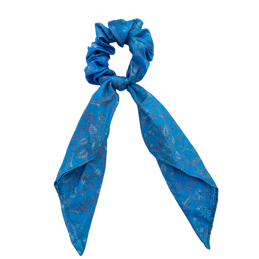 Medium Ribbon Scrunchie - Pyaro