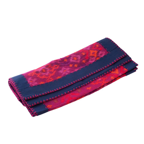 Fushia Adras Table Runner