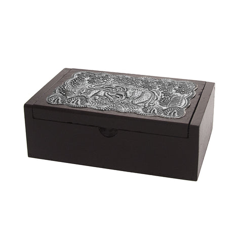 Small Elephant Box - Dark